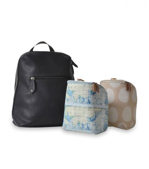 PACAPOD Hartland Backpack - Black