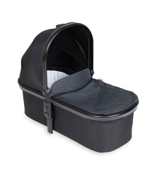 PHIL&TEDS Snug Carrycot - Black