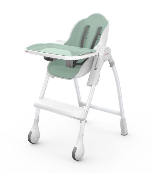 ORIBEL Cocoon Highchair - Pistachio Macaron