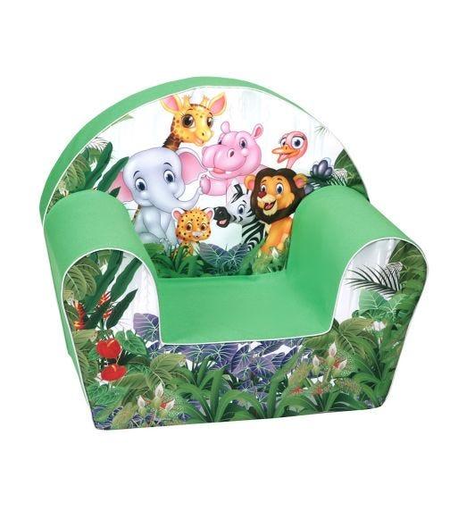 DELSIT Arm Chair - Animals