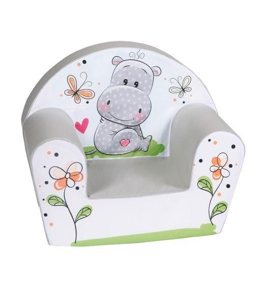 DELSIT Arm Chair Hippo - Grey