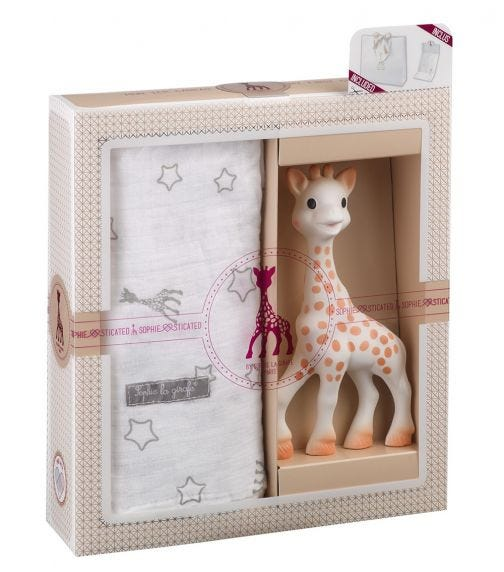 SOPHIE LA GIRAFE Sophiesticated Tenderness Composition 2