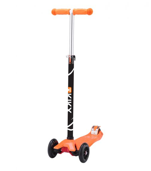 KIKX Maxi Scooter Orange