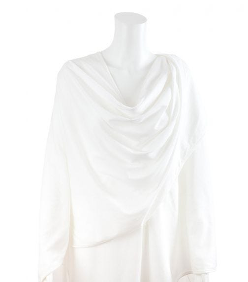 BEBITZA Bamboo Cotton Jersey – Cream