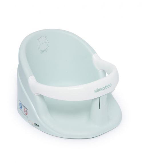 KIKKABOO Bath Seat Hippo Mint