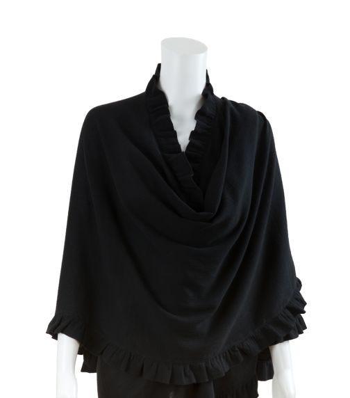 BEBITZA 100 Cotton – Black