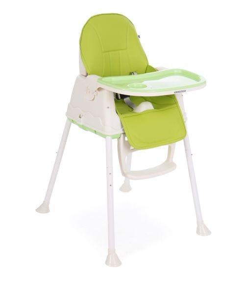 KIKKABOO High Chair Creamy 2 In 1 Green