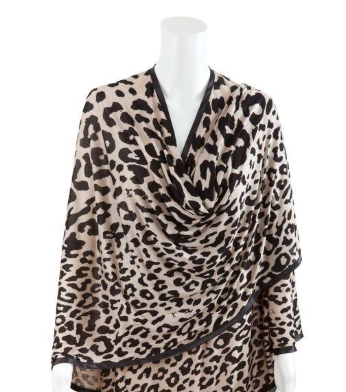 BEBITZA Breastfeeding Blanket Leopard Print