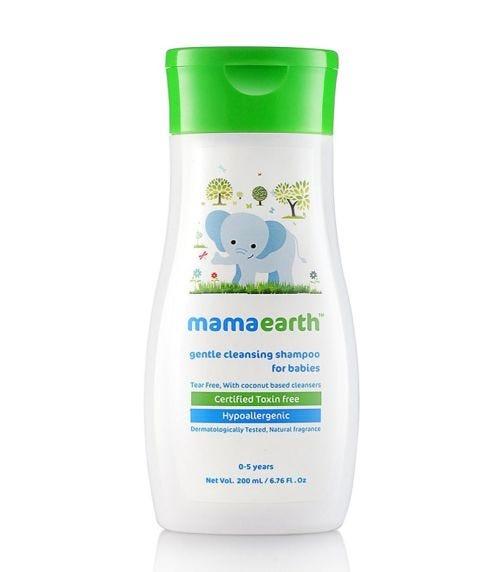 MAMAEARTH Gentle Cleansing Shampoo, 400 ML