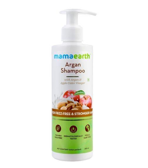 MAMAEARTH Argan Shampoo 250 ML