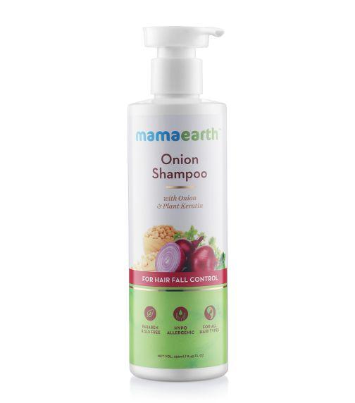 MAMAEARTH Onion Shampoo 250 ML