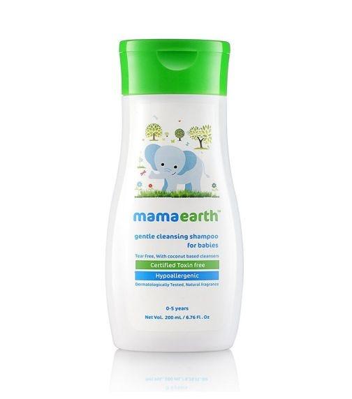 MAMAEARTH Gentle Cleansing Shampoo, 200 ML