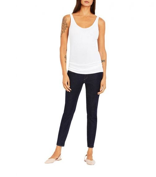 A PEA IN THE POD Articles Of Society Secret Fit Belly Jeans
