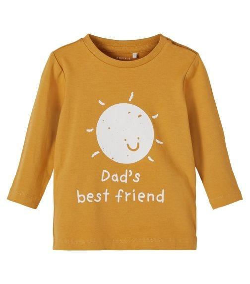 NAME IT Baby Boy Long-Sleeved T-Shirt