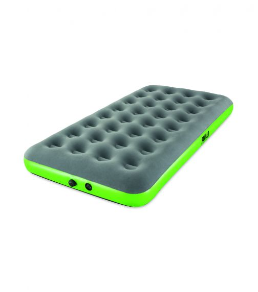 BESTWAY Pavillo Airbed Twin - Grey & Red/Green