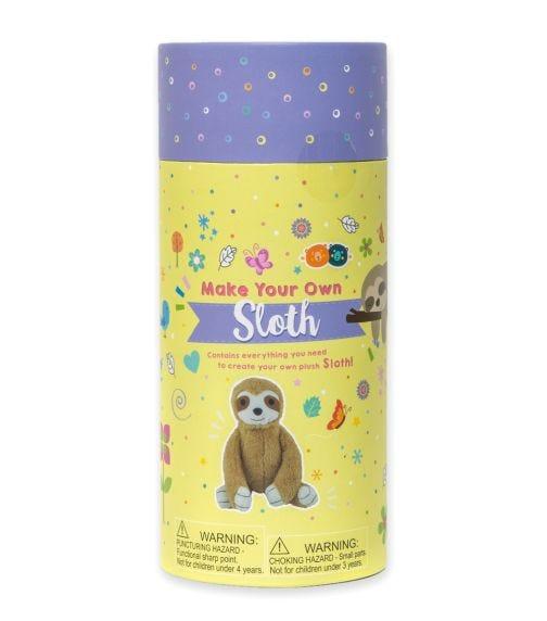 BUDDY & BARNEY Make Your Own Sloth