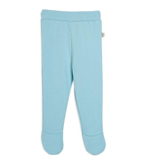 ORGANIC KID Blue Footed Pant