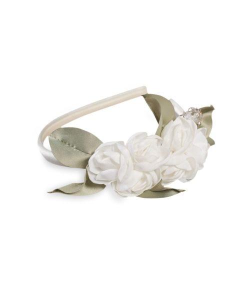 CHOUPETTE Flowers Decorated Headband