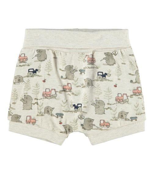 NAME IT Baby Boy Soft Shorts