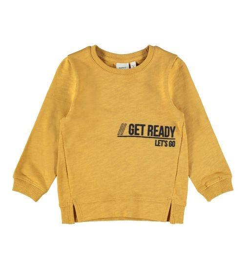 NAME IT Baby Boy Mini Sweatshirt