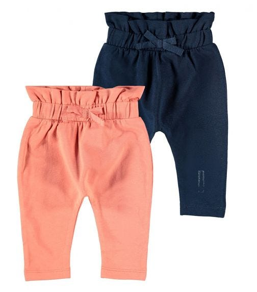 NAME IT Baby Girl Pants With Bow