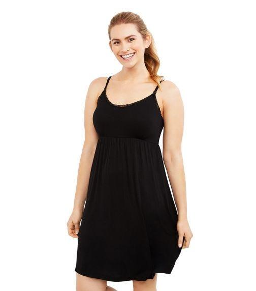 A PEA IN THE POD Essential Nursing Nightgown