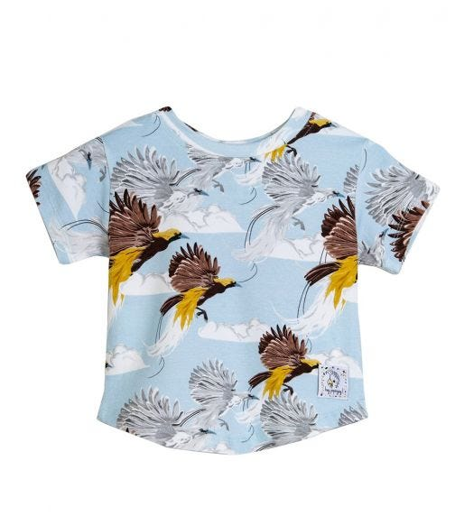 HEY POPINJAY Greater Bird T-Shirt