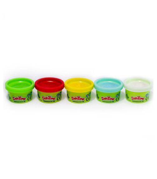DOHTIME 5 Colors Dough - 1Oz Multipack
