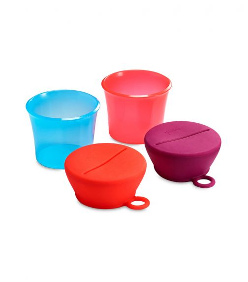 BOON Snug Snack Containers