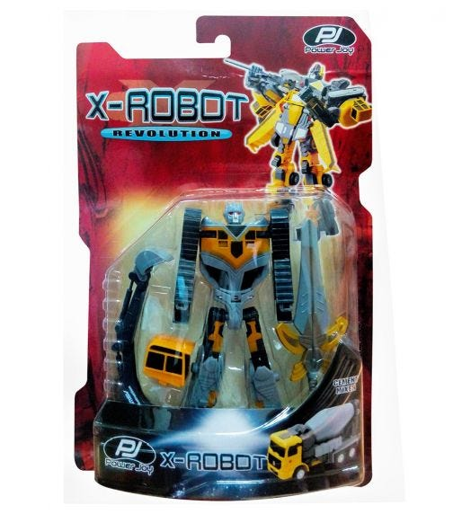 POWER JOY Trans Robot Interchange Series