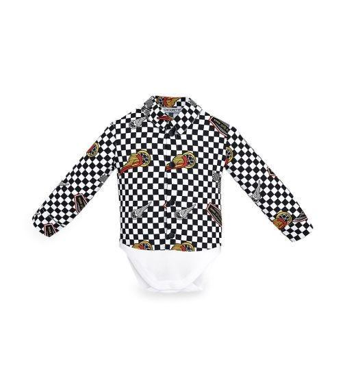 CHOUPETTE Shirt Immitation Bodysuit