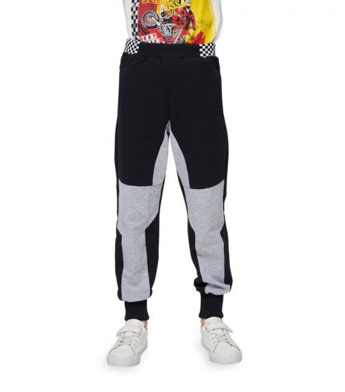 CHOUPETTE Combined Footer Sweatpants
