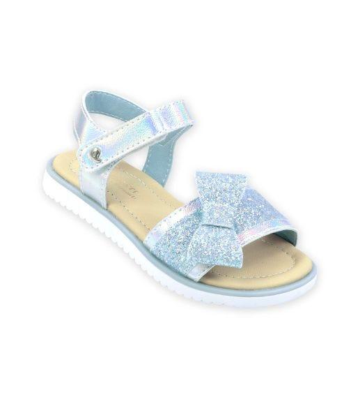 CHOUPETTE Shimmer Velcro Sandals