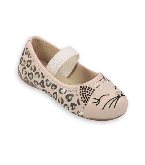 CHOUPETTE Leopard Print Shoes