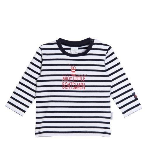 STUMMER Ahoy Little Boatswain Long Sleeved Shirt
