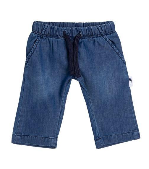 STUMMER Denim Trousers With Drawstring