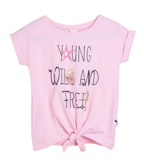 STUMMER Young Wild And Free Tee