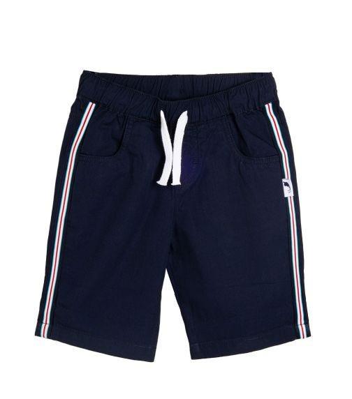 STUMMER Bermuda Shorts With Drawstring