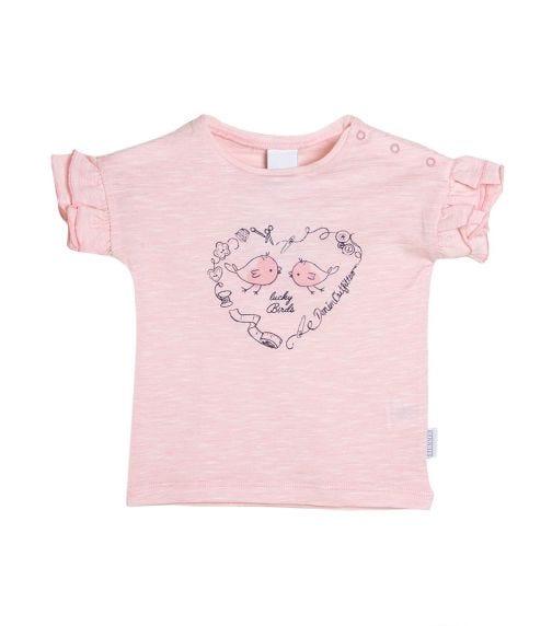 STUMMER Hearted Birdie T-Shirt