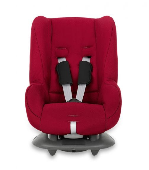 BRITAX Romer Eclipse From 9 Months - 4 Years Flame Red