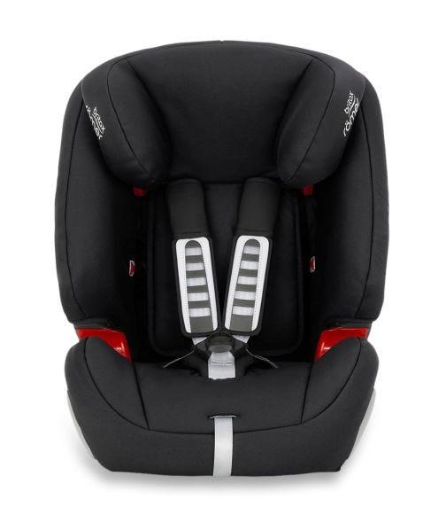 BRITAX Romer Evolva 1-2-3 Baby Car Seat From 9 Months - 12 Years  Cosmos Black