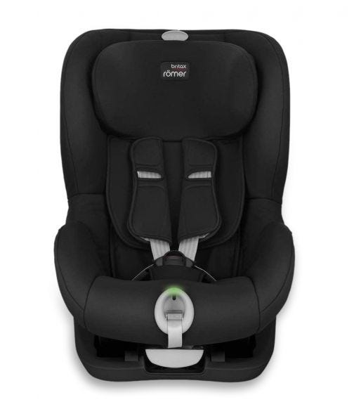 BRITAX Romer King II LS From 9 Months - 4 Years Cosmos Black