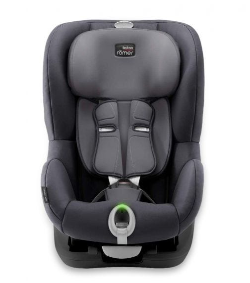 BRITAX Romer King II LS From 9 Months - 4 Years Storm Grey