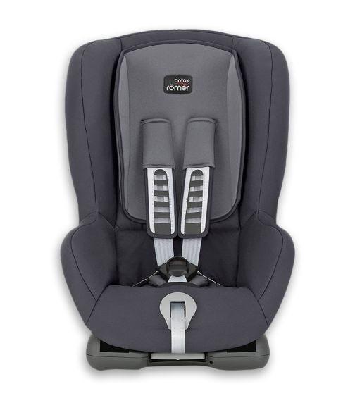 BRITAX Romer Duo Plus Baby Car Seat Storm Grey