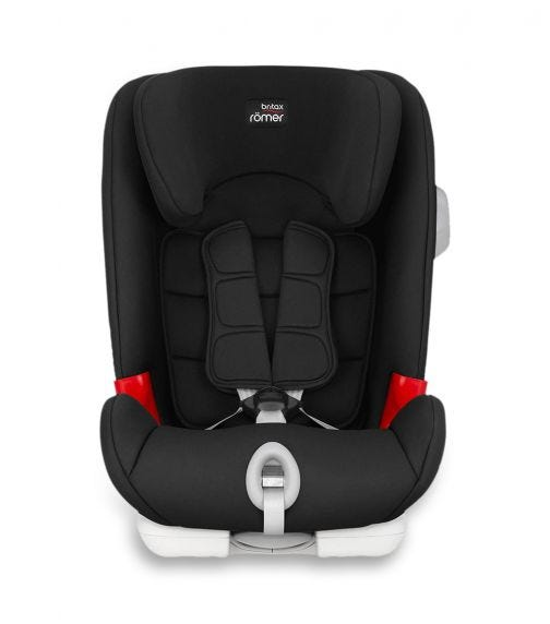 BRITAX Romer Advansafix Iii Sict From 9 Months - 12 Years With ISOFIX Cosmos Black