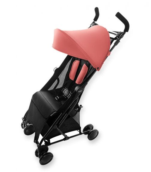 BRITAX Romer Holiday From 6 Months - 3 Years Coral Peach