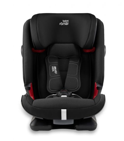 BRITAX Romer Advansafix IV R From 9 Months - 12 Years With ISOFIX Cosmos Black