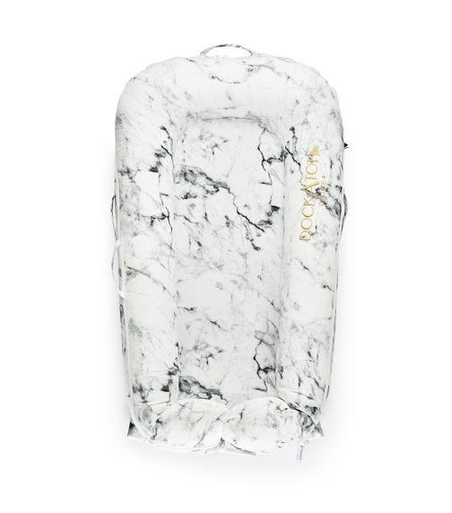 DOCKATOT Deluxe+ Pod - Carrara Marble