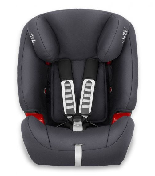 BRITAX Romer Eclipse Baby Car Seat From 9 Months - 4 Years storm Grey