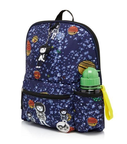 ZIP & ZOE Midi Kid's Backpack (3-7Y) Spaceman